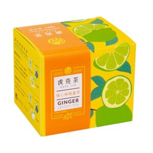 檸檬薑茶10入
