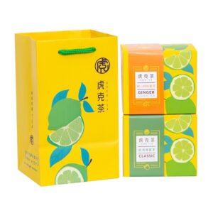 檸檬茶薑茶禮袋組